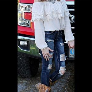 Cocoa & Jamison Top from buckle💓